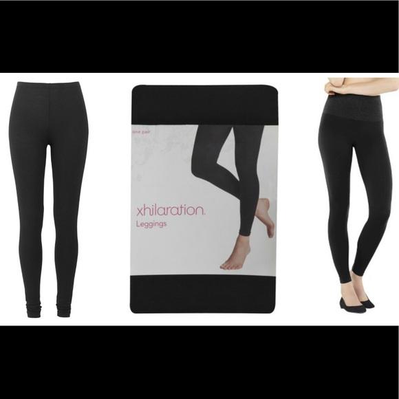 2b44657a1c73f7 Xhilaration Pants   Womens Leggings Size Medium   Poshmark